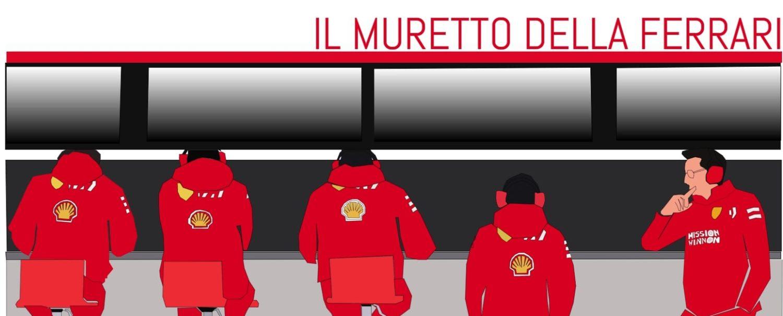 Il Muretto della Ferrari